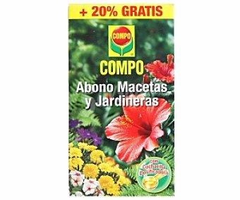 Compo Abono para macetas y jardineras 250 gramos