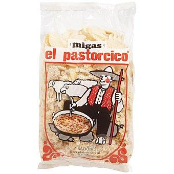 El Pastorcico Migas Paquete 250 g