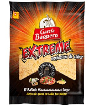 García Baquero Queso Rallado Extreme 130 g