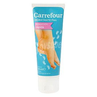 Carrefour Crema hidratante de pies 125 ml