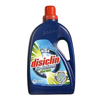Disiclin Detergente en gel para la lavadora Bio-encimas aloe vera 31 lavados