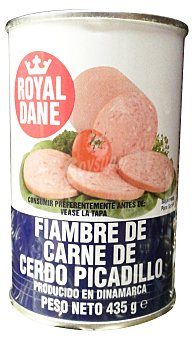 Royal Dane Chopped pork conserva Lata 435 g