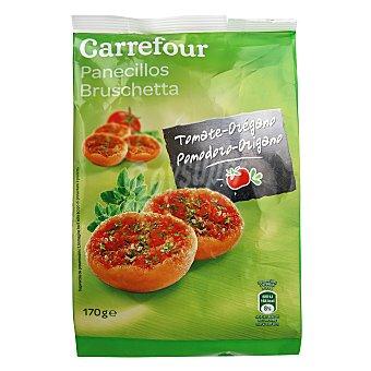 Carrefour Panecillos con tomate y orégano 200 g