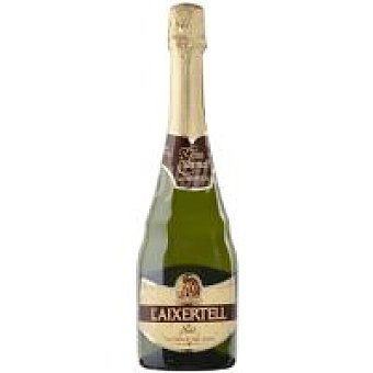 GRAN Cava Semi-seco l`aixertell Cremant Botella 75 cl