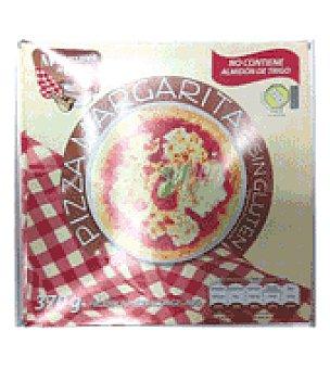 Mediterranea de Guisos Pizza margarita 370 g.