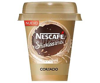 Nescafé Shakissimo Bebida de café cortado Vaso 120 ml