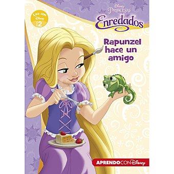 Rapunzel hace un amigo