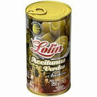 Lolín Aceitunas rellenas Lata 150 g