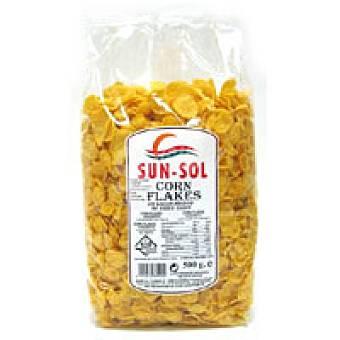 Esgir Corn Flakes sin azúcar Bolsa 375 g