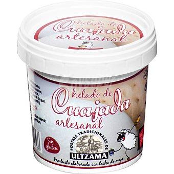 Ultzama Helado de cuajada natural con leche de oveja tarrina 125 ml tarrina 125 ml