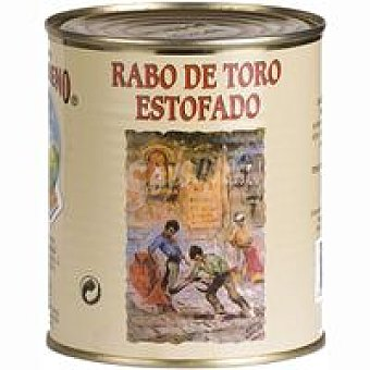 Lino Moreno Rabo de toro estofado Lata 850 g