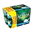 Yogur bifidus activia desnatado natural edulcorado Pack 12 x 125 g - 1,5 kg Danone