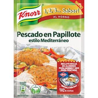 Knorr Pescado al Papillote 36 Gr