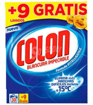 Colón Detergente Polvo 28 cacitos