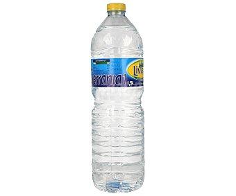 Fuente Liviana Agua mineral Botella 1,5 litros