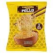 Fideos orientales de pollo deshidratados Yakisoba  Paquete 90 g  Hacendado