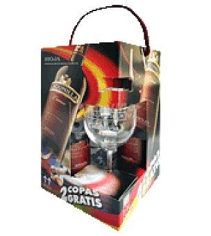 Lagunilla Vino tinto crianza D.O. Rioja Pack de 2x75 cl