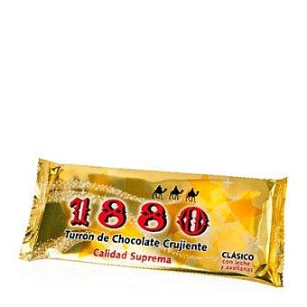 Turrón de chocolate crujiente 300 g