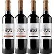 Vino tinto crianza + vino tinto reserva DO Ribera del Duero caja 4 botellas 75 cl  Condado de Haza