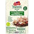 Vegalia lonchas vegetarianas a las hierbas mediterráneas sin gluten sin lactosa envase 100 g Campofrío
