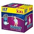 Pañales box XXL T6 (13+ kg.) 117 ud 117 ud Dodot Activity