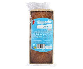 Auchan Bizcocho de yogur 300 Gramos