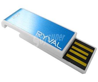 RYVAL Scarab Memoria 8GB Usb 2.0