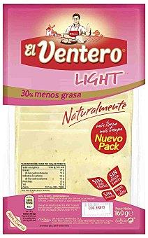El Ventero Queso Light en Lonchas 160 g
