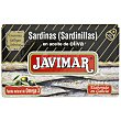Sardinillas en aceite de oliva 65 g Javimar