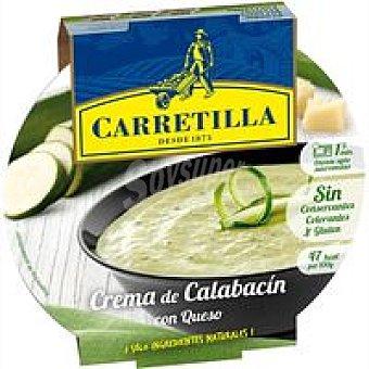 Carretilla Crema de calabacín parmes 300 g
