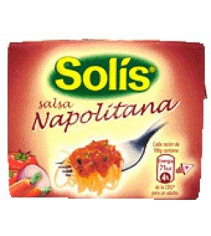 Solís Salsa napolitana 220 g