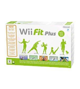 Nintendo Juego wii fit plus + balance board Unidad