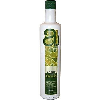Aceites de ardales Aceite de oliva virgen extra Botella de 500 ml