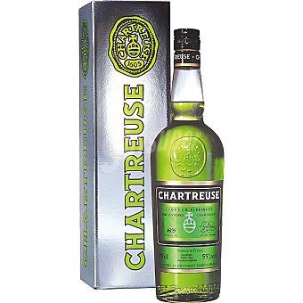 Chartreuse Licor verde Botella 70 cl