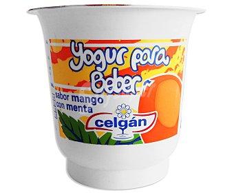 Celgan Yogur Líquido mango/menta 125 Gramos
