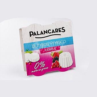 Palancares Queso de Burgos Fresco 0% 4x62,5 g