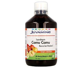 Juvamine Complemento alimenticio a base de camu camu rico en vitamina C 500 ml