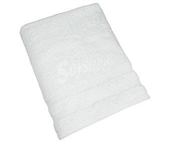Actuel Toalla de baño 100% algodón biológico color blanco liso, /m² de densidad 540 g