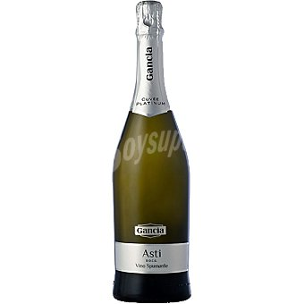 GANCIA Asti Vino espumoso botella 75 cl 75 cl