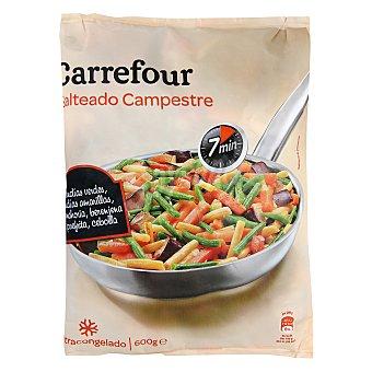 Carrefour Salteado verdura campestres 600 g