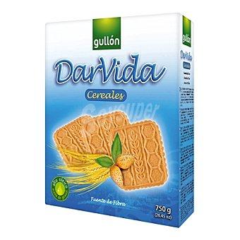 Gullón Galletas con cereales y fibra 800 g