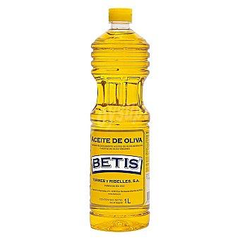 Betis Aceite Oliva Suave Botella de 1 Litro