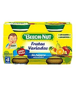 Beech-Nut Tarritos de fruta Beech Pack de 4x130 g
