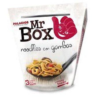 Palacios Noodles con gambas Bandeja 300 g