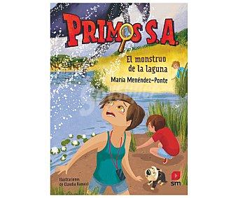 EDICIONES SM El monstruo de la laguna, maria menendez. Género infantil. Ediciones SM.