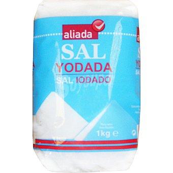 ALIADA sal yodada  paquete 1 kg