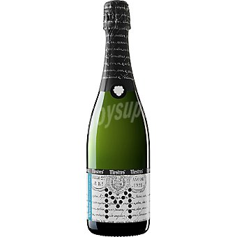 MESTRES Cava brut nature Botella 75 cl