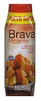 HACENDADO Salsa brava (más picante) Bote de 320 g