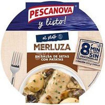 Pescanova Merluza en salsa de setas 300 g