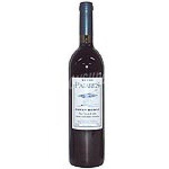 Pajares Vino tinto prieto picudo de Castilla y León Botella 75 cl